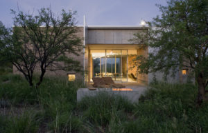 Studio Rick Joy, Adobe Canyon House, Patagonia, Arizona, USA, Photographed by: Bill Timmerman