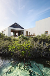 Studio Rick Joy, Le Cabanon, Turks and Caicos Islands, Photographed by: Joe Fletcher