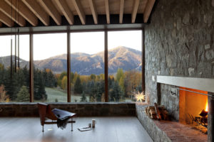 Studio Rick Joy, Sun Valley House, Sun Valley, Idaho, USA, Photographed by: Joe Fletcher