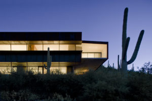Studio Rick Joy, Ventana Canyon Residence, Tucson, Arizona, USA, Photographed by: Bill Timmerman