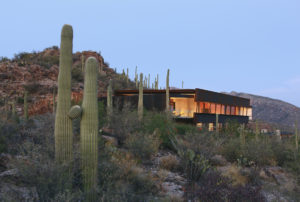Studio Rick Joy, Ventana Canyon Residence, Tucson, Arizona, USA, Photographed by: Jeff Goldberg / ESTO