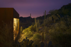 Studio Rick Joy, Desert Nomad House, Tucson, Arizona, USA, Photographed by: Bill Timmerman
