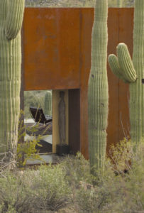 Studio Rick Joy, Desert Nomad House, Tucson, Arizona, USA