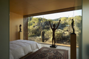 Studio Rick Joy, Desert Nomad House, Tucson, Arizona, USA, Photographed by: Jeff Goldberg / ESTO