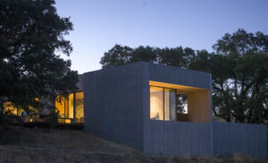 Studio Rick Joy, Napa Tree House, Napa County, California, USA, Photographed by: Gundolf Pfotenhauer