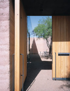 Studio Rick Joy, 400 Rubio Avenue, Tucson, Arizona, USA