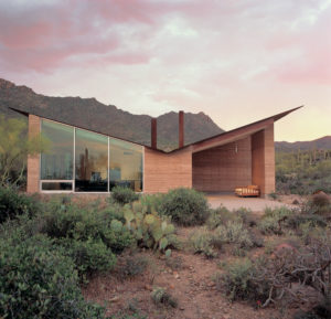 Studio Rick Joy, Tucson Mountain House, Tucson, Arizona, USA
